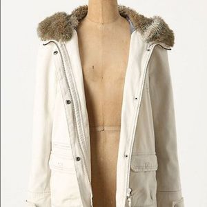 Anthropologie Daughters of the Liberation Parka